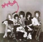 New York Dolls (1973) album cover