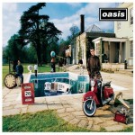 Oasis - Be  here now (1997) copertina album