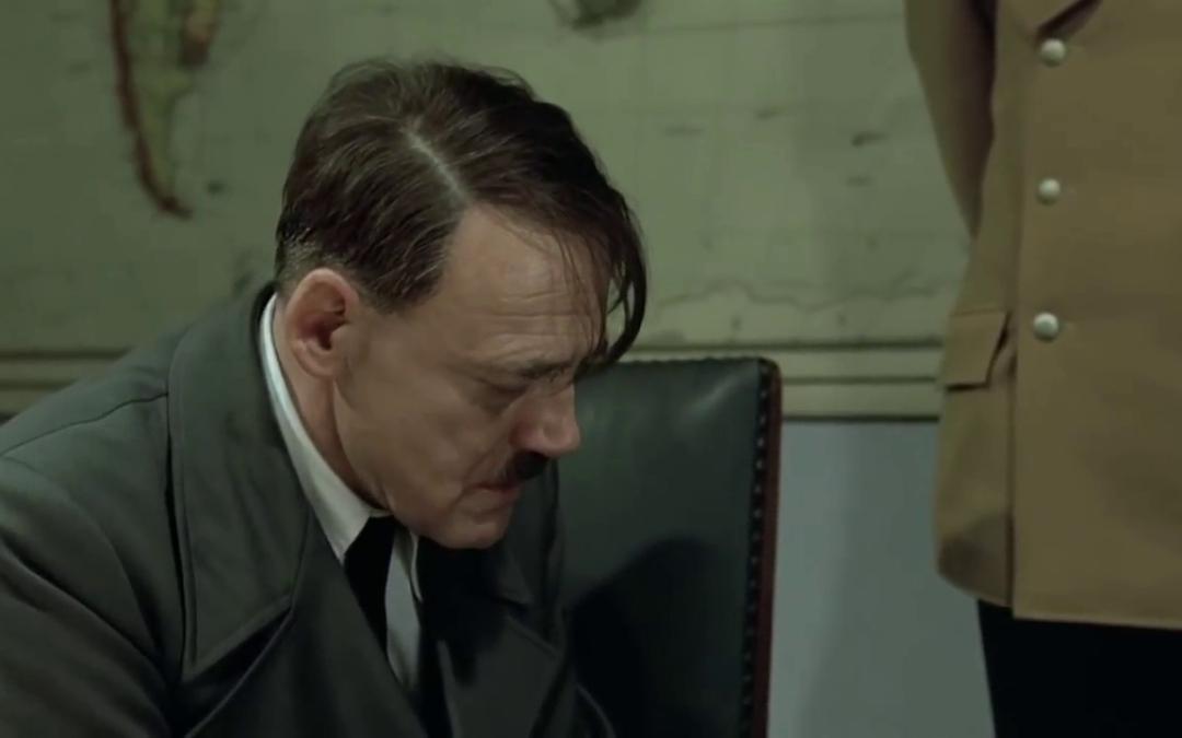 """Hitler nel bunker: la parodia per """"I demoni delle campagne"""""""